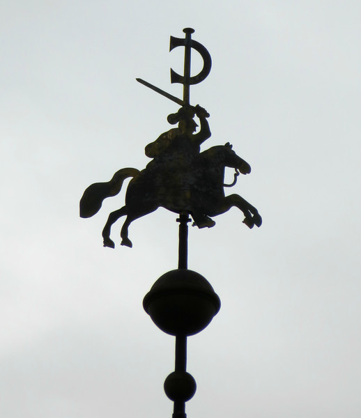 Weathervane, Kronborg Castle, Helsingborg Denmark