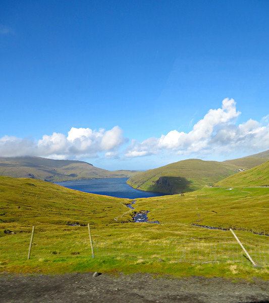 Faroe Islands Scenery