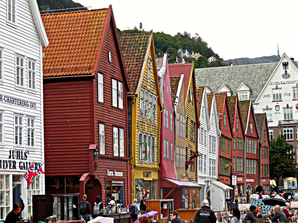 Bergen Bryggen, Norway