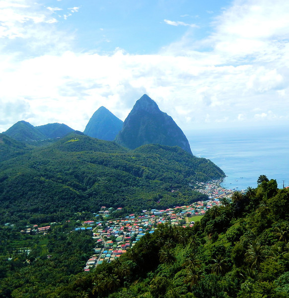 Soufriere View