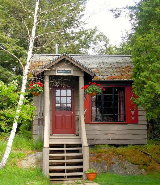 Warming Hut
