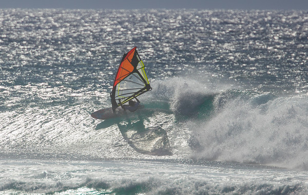 The Waves of Ho'okipa