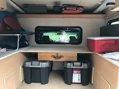 Camping Gear & Modifications