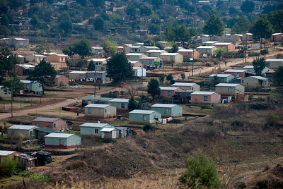 Settlements near Sabie, ZA
