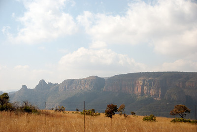 Blyde Canyon Area near Kruger, ZA