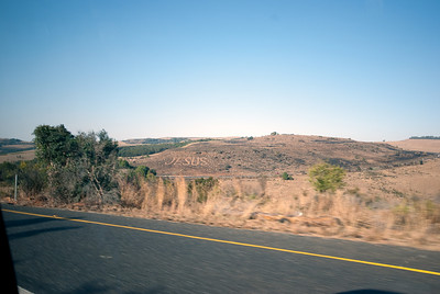 Countryside east of Johannesburg - High Veld