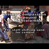 Singing and working at the Living Compassion Compound in Kantolomba, Zambia