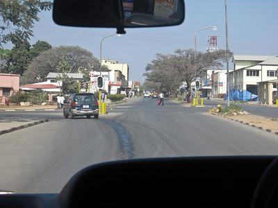 Streets of NDola