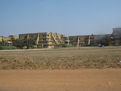 Middle Class housing in NDola