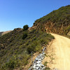 Mtn Bike ride up Sierra Grade on Old Coast Road