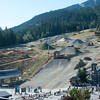 CrankWorx downhill Mtn Bike slope at Whistler