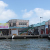 Belize City harbor