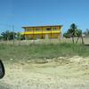 Driving to Crooked Tree from San Ignacio