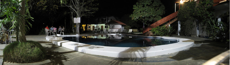 Aguada Hotel - where we stayed 4 nights
