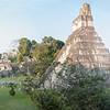 Great Plaza, Temple I, Tikal