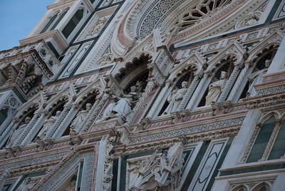 Basilica di Santa Maria del Fiore in the Piazza del Duomo