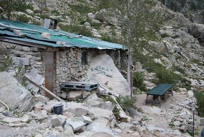 Restaurant - closed for the season - Restonica Gorge