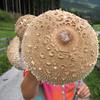 Sissi the mushroom hunter