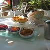 Breakfast in Calacuccio at Hotel