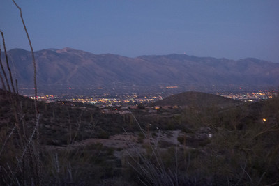 Tucson at Night
