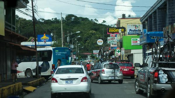 Quepos, near Manuel Antonio