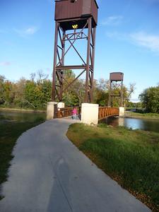 Lindenwood to Gooseberry Park bridge