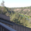 Deschutes River from the deck