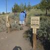 Cline Butte walk