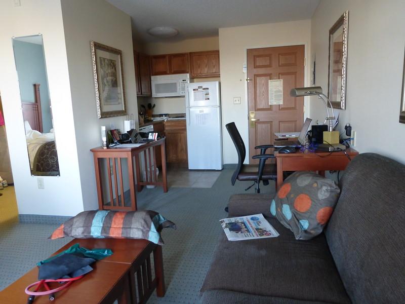 Staybridge Suites room