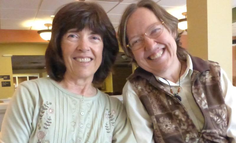 Shirley and Kris