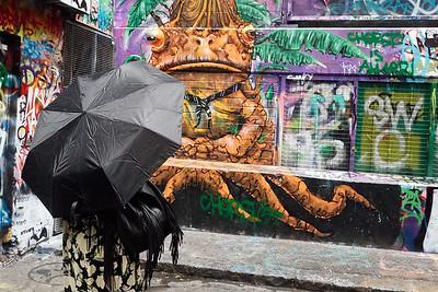 2015 Melbourne Graffiti