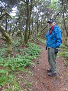 John at South Beach trail
