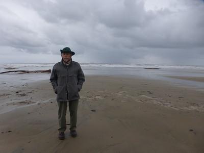 John at Nye Beach