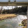 1-31-15: Mossy Creek... where my bike took me today.