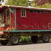 Interesting camper seen near Bolinas