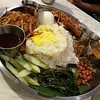 Nasi lemak with Dash Bear