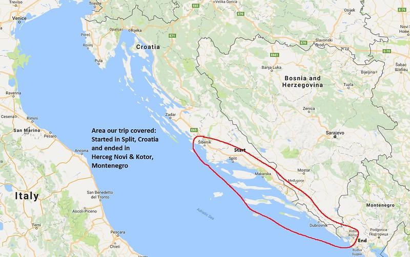Croatian Coastal Cruise