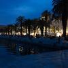 Split Old Town Harbor Esplanade