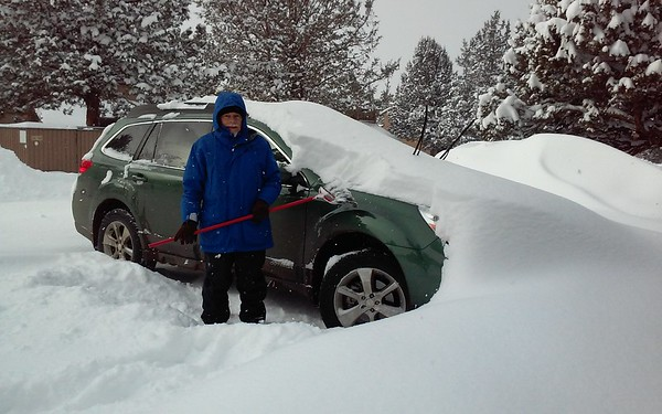 Unburying the Subaru
