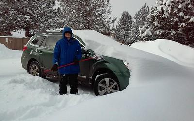 Unburying the Subaru