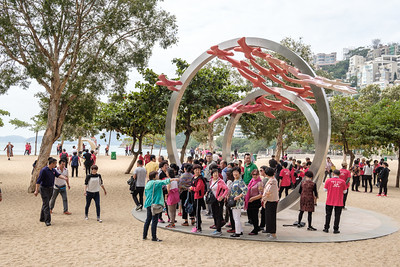 Repulse Bay, - a day at the beach with your besties, Hong Kong style.