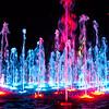 Yas Island Fountain, Abu Dhabi