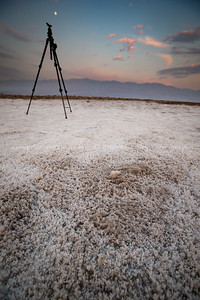 Badwater sunrise, 2016