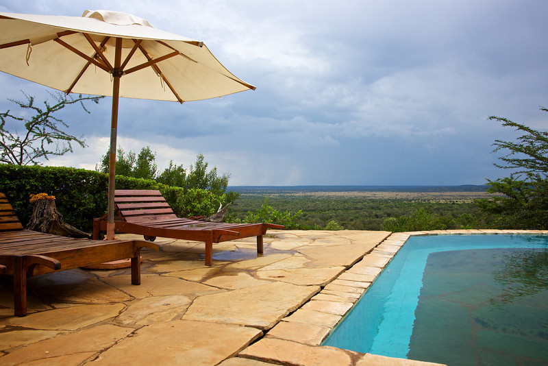 View over the Laikipia plateau