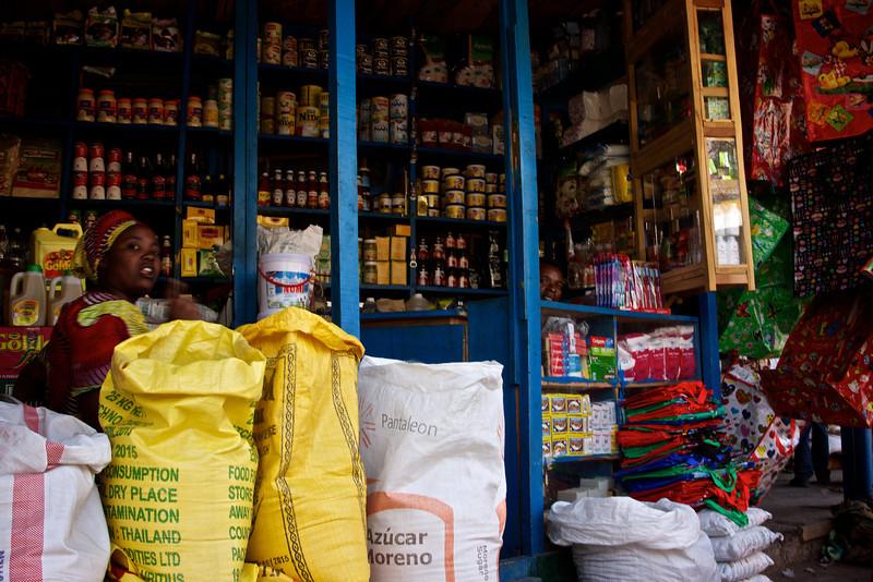 Staples Market Northern Rwanda