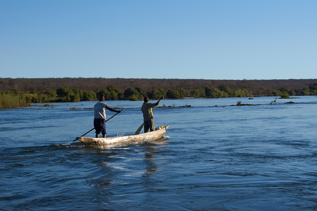 Mocoro Zambeze River