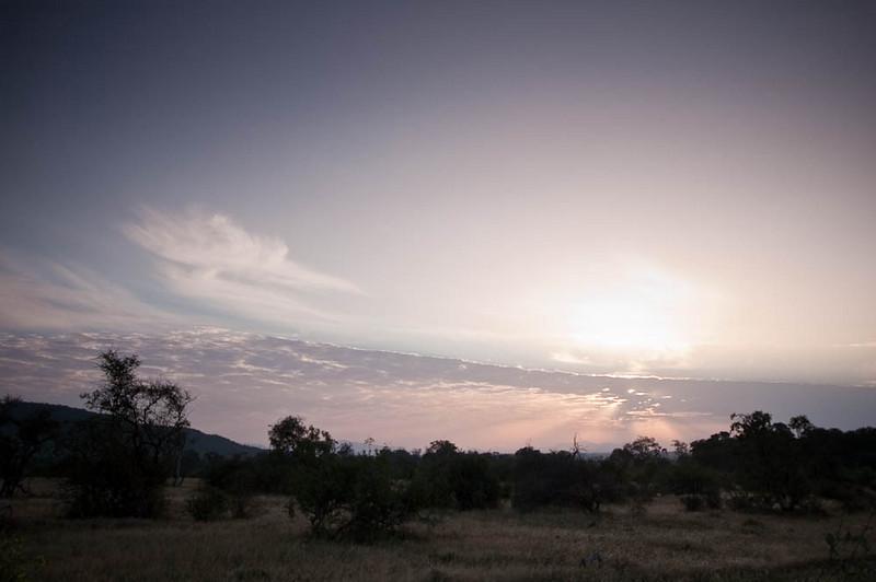 Samburo sunset