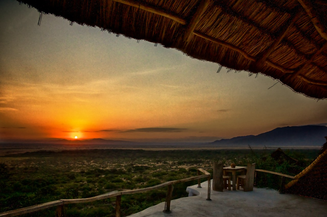Dawn over the rift valley #3