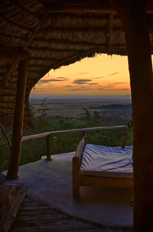 Dawn over the rift valley #1