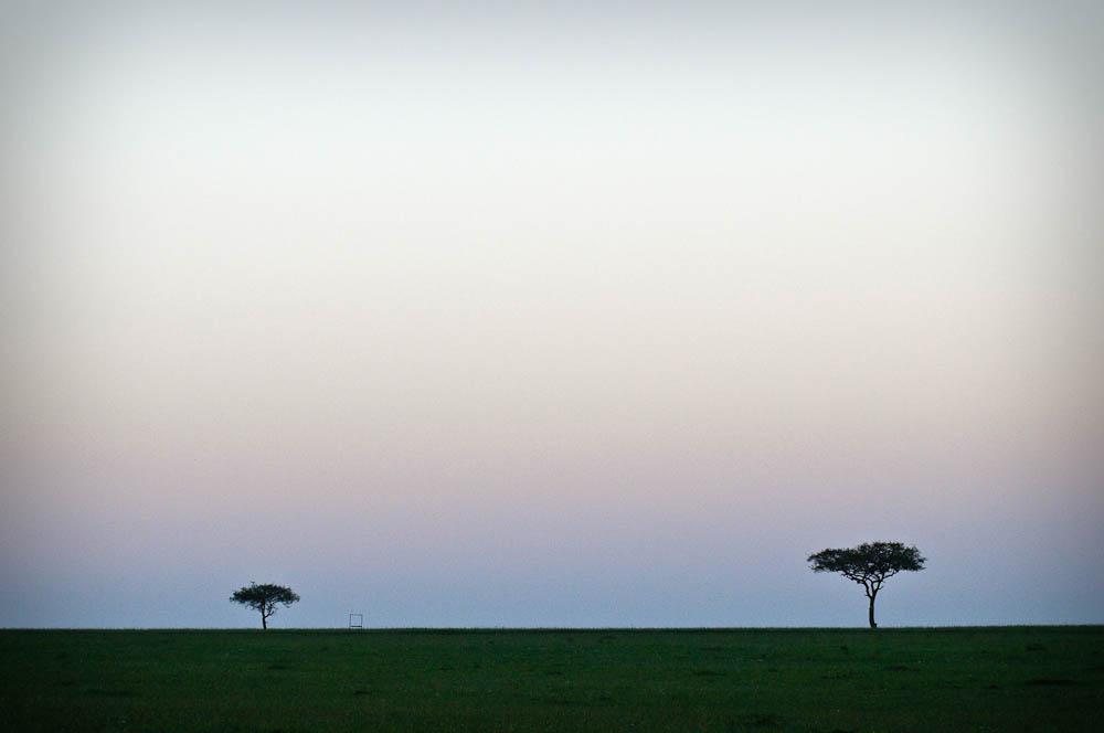 Masai Marra sunrise